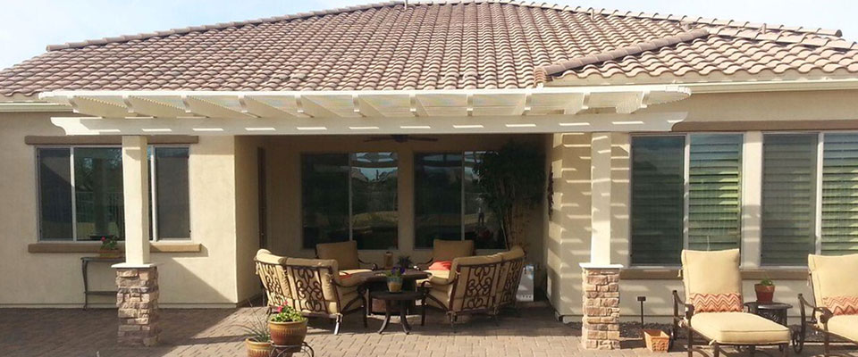AZ Partial Shade Patio Cover