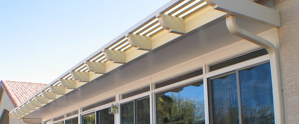 Glendale Partial Shade Patio Cover