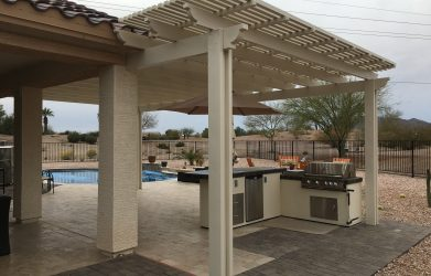 Beautiful Booth Built Patio Products
