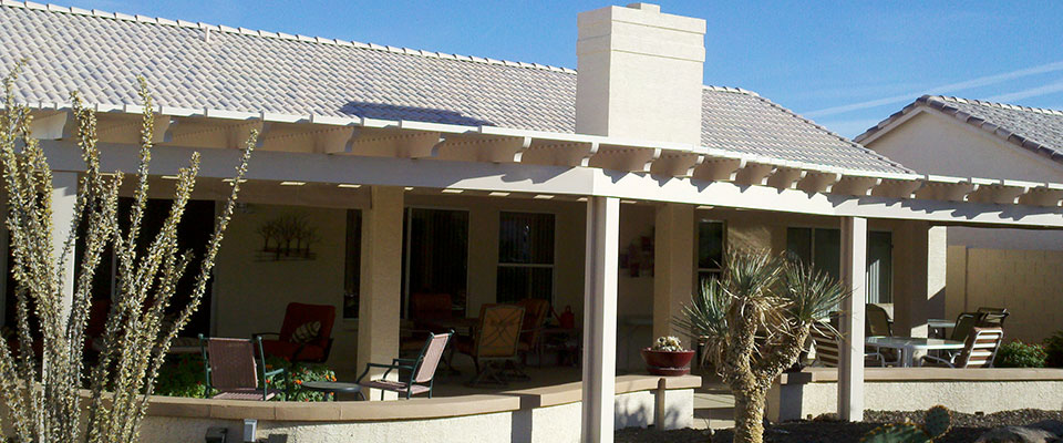 AZ Lattice Patio Cover